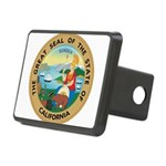 Great Seal of California Rectangular Hitch Cover