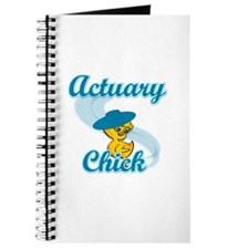 Actuary Chick #3 Journal