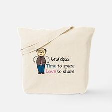 Grandpas Tote Bag
