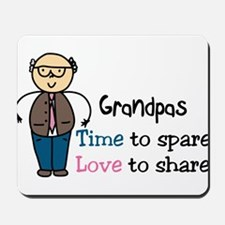 Grandpas Mousepad