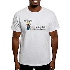 Silver Hair T-Shirt