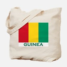 Guinea Flag Stuff Tote Bag