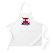 Norwegian Viking Ancestors BBQ Apron