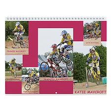 Cute 2007 Wall Calendar