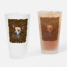 Chihuahua - Dog Drinking Glass