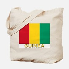 Guinea Flag Gear Tote Bag