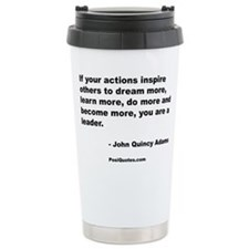 Cute Leader Stainless Steel Travel Mug
