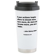 Cute Leader Travel Mug