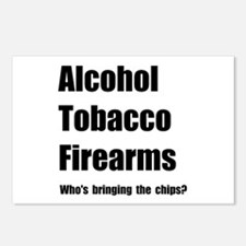 ATF Chips Postcards (Package of 8)