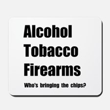ATF Chips Mousepad