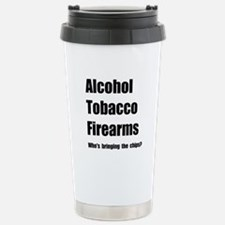 ATF Chips Stainless Steel Travel Mug
