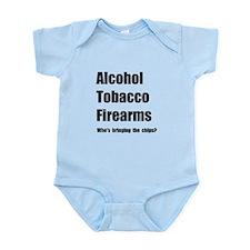 ATF Chips Infant Bodysuit