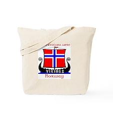 Norwegian Viking Ancestors Tote Bag