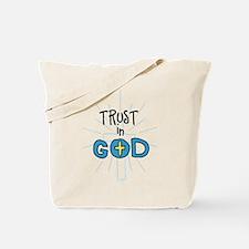 Trust In God Tote Bag