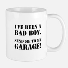 Bad Boy Garage Mug