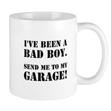 Bad Boy Garage Mug