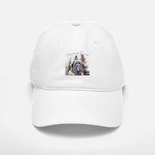 Mastiff Peace Baseball Baseball Cap