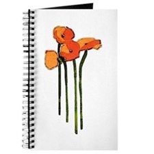 poppies 1 Journal