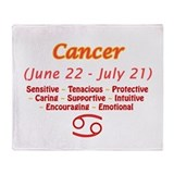 Zodiac Fleece Blankets