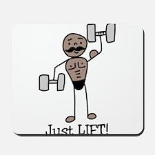 Just Lift Mousepad