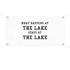 Happens At Lake Banner