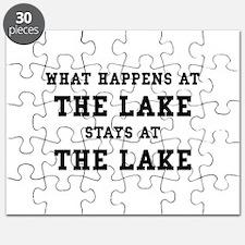 Happens At Lake Puzzle