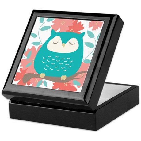 Sweet Owl Keepsake Box