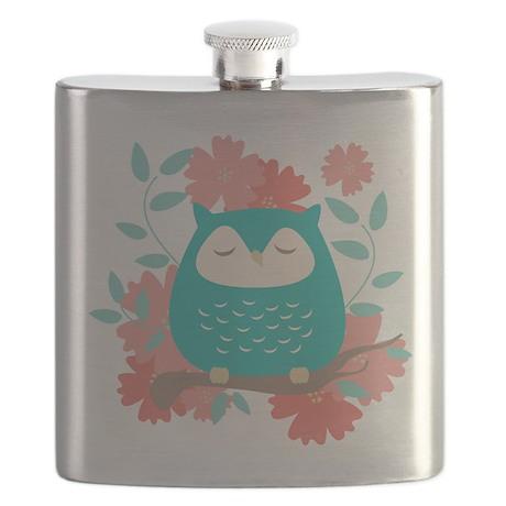 Sweet Owl Flask
