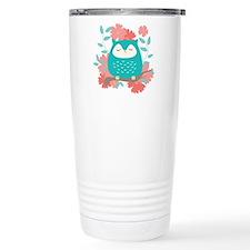 Sweet Owl Travel Coffee Mug