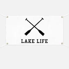 Lake Life Banner