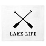 Lake Life King Duvet