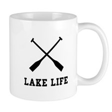 Lake Life Small Mug