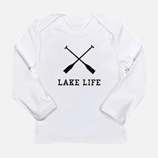 Lake Life Long Sleeve Infant T-Shirt