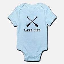 Lake Life Infant Bodysuit