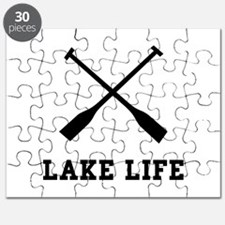 Lake Life Puzzle