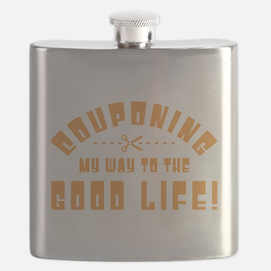 COUPONING MY WAY... Flask