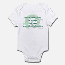 Reptile Dysfunction 3 Infant Bodysuit