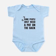 Pat On Back Infant Bodysuit