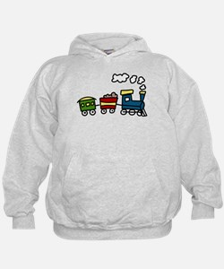 Choo-Choo Train Hoody