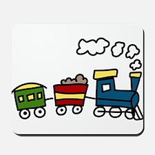 Choo-Choo Train Mousepad