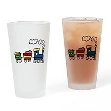 Choo-Choo Train Drinking Glass
