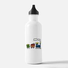 Choo-Choo Train Water Bottle