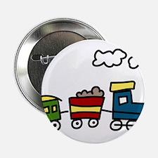 """Choo-Choo Train 2.25"""" Button"""