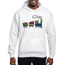 Choo-Choo Train Jumper Hoody