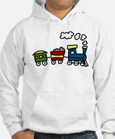 Choo-Choo Train Jumper Hoody