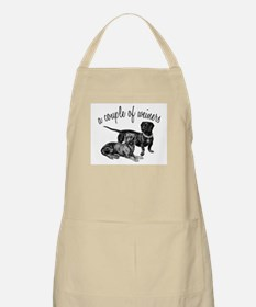 A Couple Of Wieners! BBQ Apron