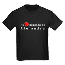 My Heart Belongs To Alejandra T