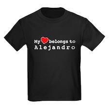 My Heart Belongs To Alejandro T
