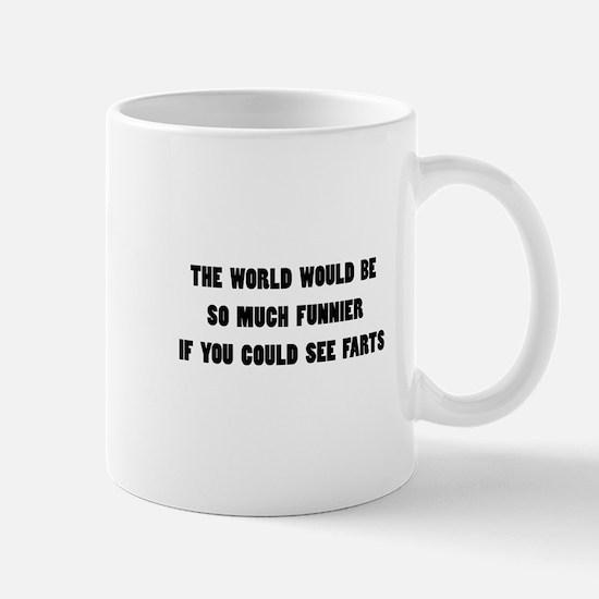 See Farts Mug