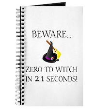 Zero To Witch Journal